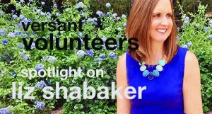 Spotlight on Liz Shabaker