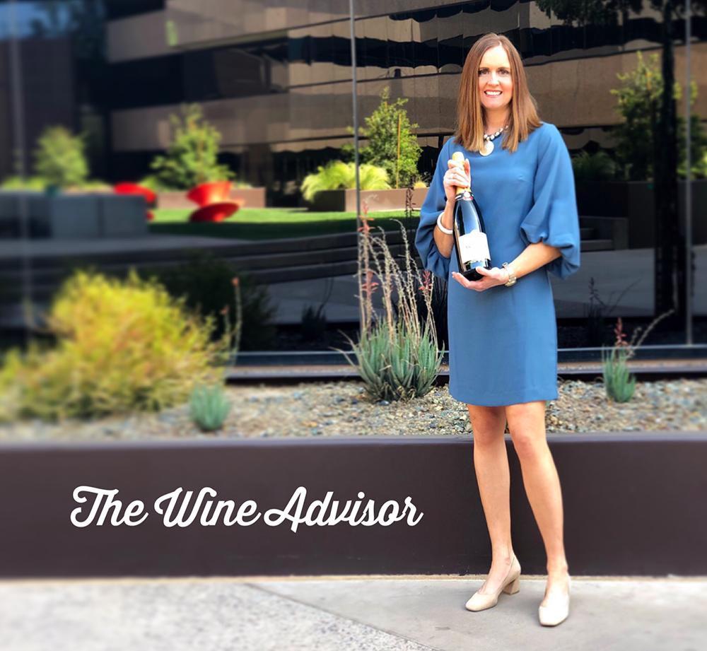 Liz Shabaker The Wine Advisor