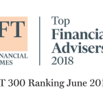 Financial Times top Financial Advisers R2018 anking